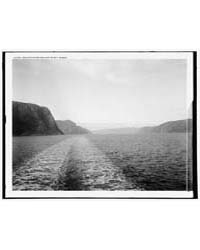 Saguenay River and Cape Trinity, Quebec,... by Library of Congress