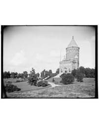 Garfield Memorial, Lake View Cemetery, C... by Library of Congress