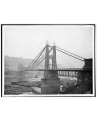 The Point Bridge, Pittsburgh, Pa., Photo... by Library of Congress