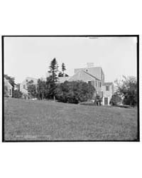 Old Benning Wentworth Mansion, Little Ha... by Library of Congress