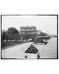 The Battery and Sea Wall, Charleston, S.... by Library of Congress