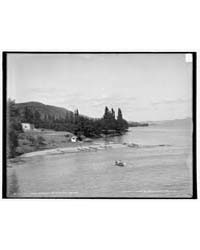 Sabbath Day Point, Lake George, Photogra... by Library of Congress