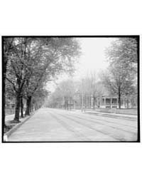 North Pennsylvania Street, Indianapolis,... by Library of Congress