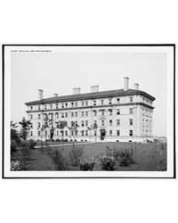 Gould Hall, New York University, Photogr... by Library of Congress