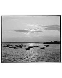 Sunset Off Fort McHenry, Baltimore, MD.,... by Library of Congress