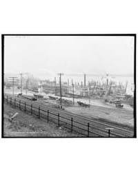 The Levee from the Bluff, Memphis, Tenn.... by Library of Congress