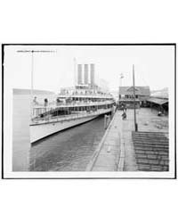 Boat Landing, Kingston, N.Y., Photograph... by Library of Congress
