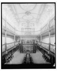 Grand Salon, Str. City of Cleveland, Pho... by Library of Congress