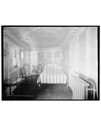 A State Room, Str. City of Cleveland, De... by Library of Congress