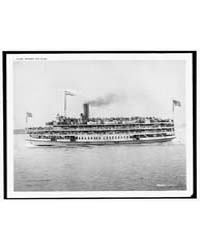Steamer Put-in-bay, Photograph 4A16186V by Library of Congress