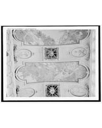 Str. City of Detroit Iii, Ceiling Decora... by Library of Congress