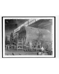 Str. No. 190, 3 Double End Boilers, 14' ... by Library of Congress