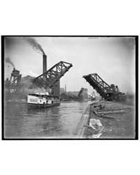 12Th St. Bascule Bridge, Chicago, Ill., ... by Library of Congress