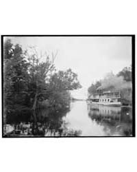 Steamer Nehasac, Adirondack Mts., N.Y., ... by Library of Congress