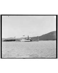 Steamer Sagamore, Lake George, N.Y., Pho... by Library of Congress