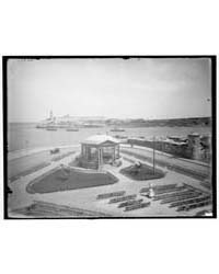 Malecon and El Morro, Havana, Cuba, Phot... by Library of Congress
