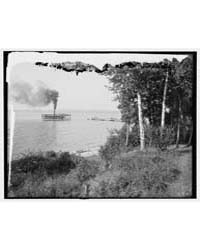 Bay View, Mich., the Steamer Landing, Ph... by Library of Congress