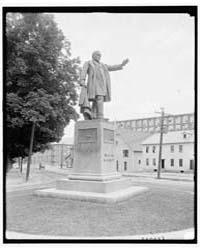 McKinley Statue, Adams, Mass., Photograp... by Library of Congress