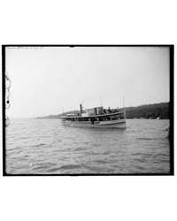 Steamer Tourist, Walloon Lake, Mich., Ph... by Library of Congress