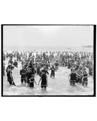 Bathers, Atlantic City, N.J., Photograph... by Library of Congress