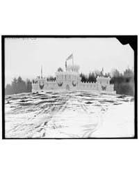 Upper Saranac Lake, N.Y., Midwinter Carn... by Library of Congress