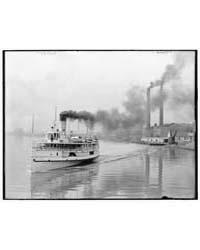 Toledo, Ohio, Str. Owana Leaving for Det... by Library of Congress