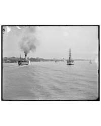 Up the River from Belle Isle Bridge Park... by Library of Congress