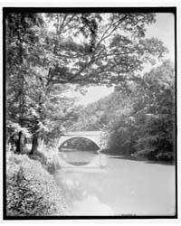 A View on the Wissahickon, Fairmount Par... by Library of Congress