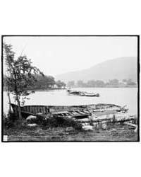 Steamboat Graveyard, Lake George, N.Y., ... by Library of Congress