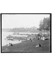 Regatta Day, Fort William Henry Hotel, L... by Library of Congress