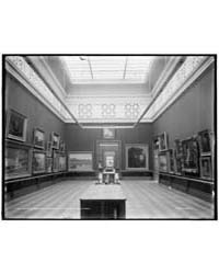 One of the Galleries, Corcoran Gallery o... by Library of Congress