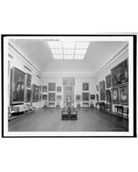 Early American Room, Museum of Fine Arts... by Library of Congress