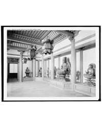 Buddhist Room, Museum of Fine Arts, Bost... by Library of Congress