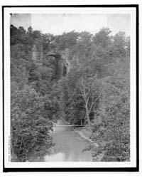 Natural Bridge, Va, Photograph 4A24497V by Library of Congress