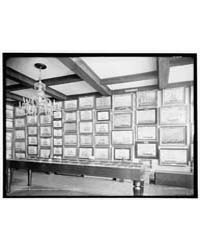 Marine Room, East India Marine Hall, Old... by Library of Congress