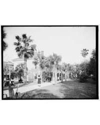Post Office and Plaza De La Constitucion... by Library of Congress