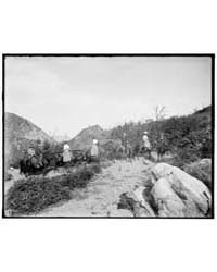 Tourist Party in Mountains, Photograph 4... by Library of Congress