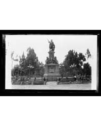Statue of Columbus, Mexico, Photograph 4... by Jackson, William, Henry