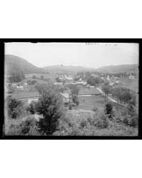 Town, Possibly Bethlehem in White Mounta... by Library of Congress