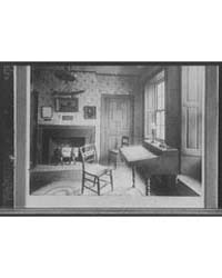 Interior, Wadsworth-longfellow House, Po... by Library of Congress