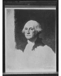 George Washington, Athenaeum Portrait, P... by Stuart, Gilbert