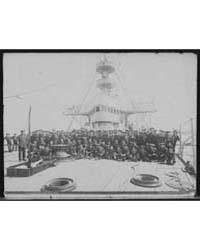 U.S.S. New York, Ship's Company, Photogr... by Hart, Edward H.