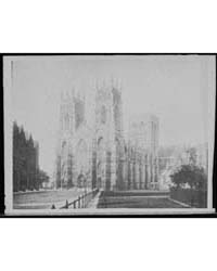 York Minster, England, Photograph 4A2836... by Library of Congress