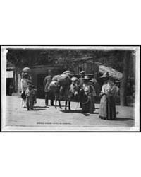 Street Scene, City of Mexico, Photograph... by Jackson, William Henry