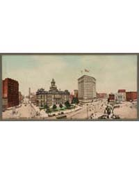 Panorama of Campus Martius, Detroit, Mic... by Library of Congress