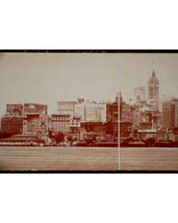 New York City Skyline, Photograph 4A3243... by Library of Congress