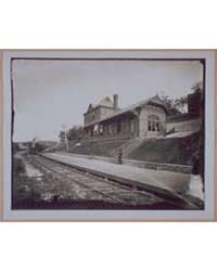 Blue Mountain House Depo, Photograph 4A3... by Jackson, William Henry