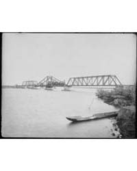 Bridge Over the Tamesi River, Mexico, Ph... by Jackson, William Henry