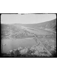 Harper's Ferry from Loudoun Heights, Pho... by Jackson, William Henry