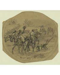 Negroes Leaving the Plough, Photograph 2... by Waud, Alfred R.
